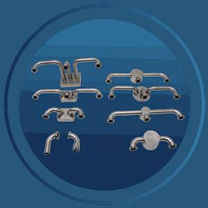 Variação de moldes possibilita diferentes combinações para criar produtos diferenciados